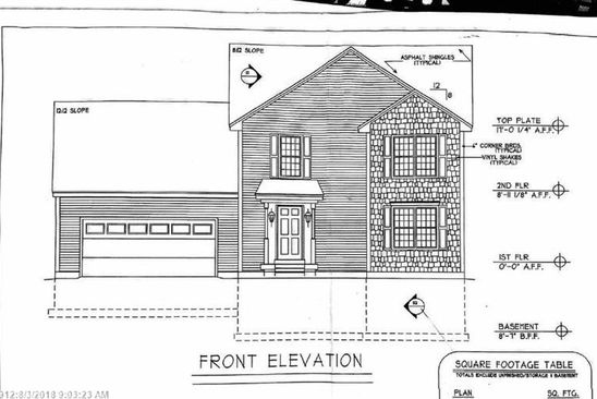 4 bed 3 bath Single Family at  Lot 4 Berwick, ME, 03901 is for sale at 370k - google static map