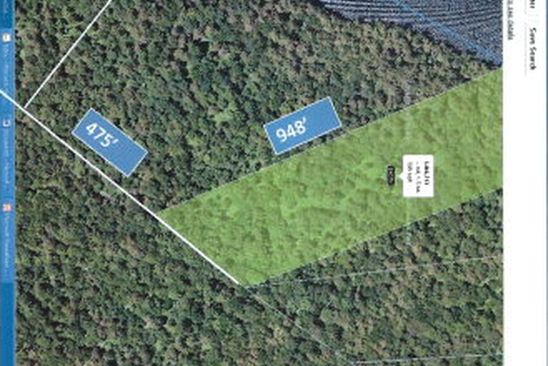 0 bed null bath Vacant Land at 6 & 7 County Line Is Tupper Lake, NY, 12986 is for sale at 125k - google static map