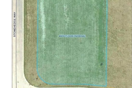 null bed null bath Vacant Land at 0 Stonehedge Way Laporte, IN, 46350 is for sale at 20k - google static map