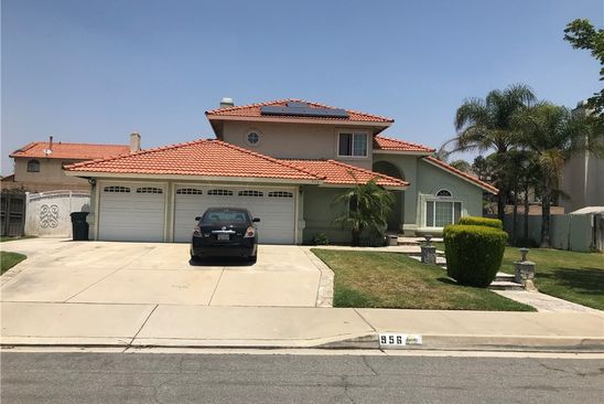 5 bed 3 bath Single Family at 956 W Jackson St Rialto, CA, 92376 is for sale at 430k - google static map
