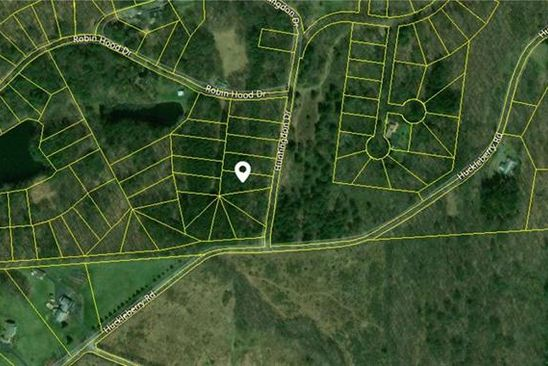 null bed null bath Vacant Land at  Bullfinch Way Newfoundland, PA, 18445 is for sale at 10k - google static map