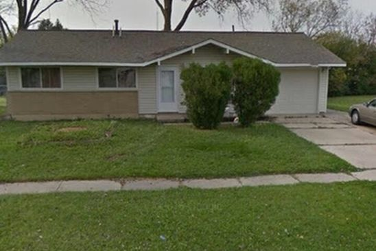 3 bed 2 bath Single Family at 1008 VINE ST STREAMWOOD, IL, 60107 is for sale at 170k - google static map