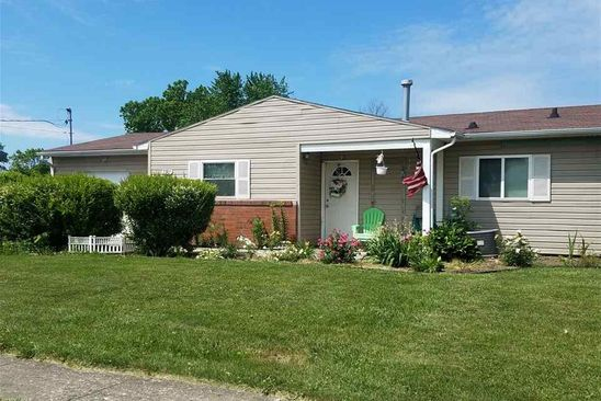 3 bed 1 bath Single Family at 1317 DONALDSON AVE PERU, IN, 46970 is for sale at 30k - google static map