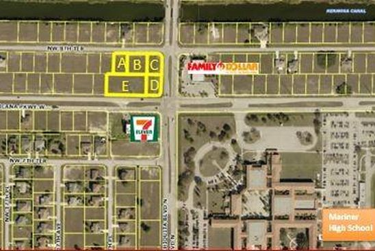null bed null bath Vacant Land at 1607 Tropicana W Pkwy Cape Coral, FL, 33993 is for sale at 770k - google static map