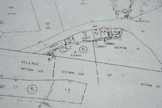 0 bed null bath Vacant Land at 4 Crystal St Monticello, NY, 12701 is for sale at 18k - google static map