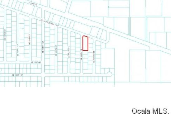 null bed null bath Vacant Land at 12381 SE 106TH CT BELLEVIEW, FL, 34420 is for sale at 10k - google static map