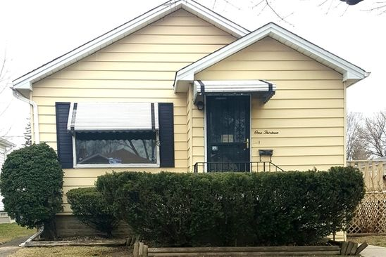 3 bed 1 bath Single Family at 113 GRANVILLE AVE BELLWOOD, IL, 60104 is for sale at 125k - google static map