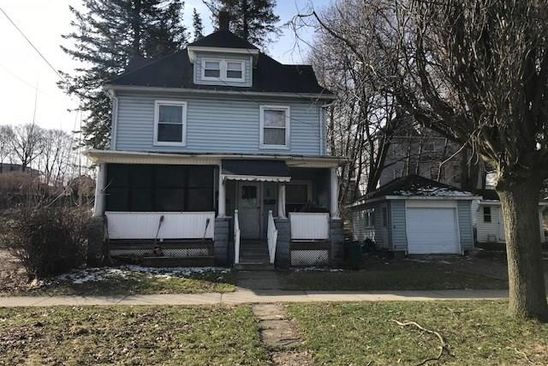 3 bed 2 bath Single Family at 33 W 8th St Jamestown, NY, 14701 is for sale at 20k - google static map