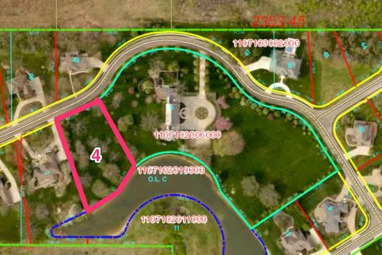 0 bed null bath Vacant Land at  Lot 4 Legacy Muncie, IN, 47304 is for sale at 65k - google static map