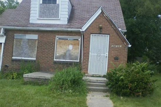 3 bed 2 bath Single Family at 19131 Braile St Detroit, MI, 48219 is for sale at 70k - google static map