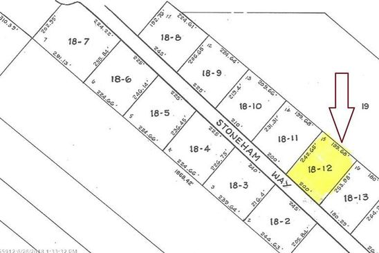 null bed null bath Vacant Land at 12 Stoneham Way Trenton, ME, 04605 is for sale at 40k - google static map