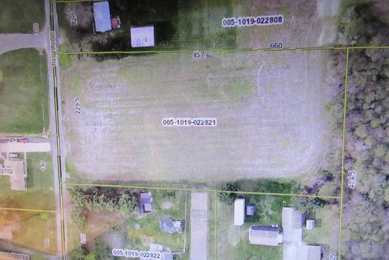 null bed null bath Vacant Land at  Tbd Thorn Rd North Liberty, IN, 46554 is for sale at 35k - google static map