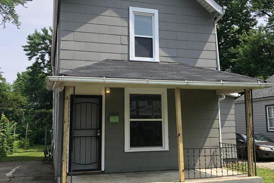 3 bed 1 bath Single Family at 1514 E 24th Ave Columbus, OH, 43211 is for sale at 65k - google static map