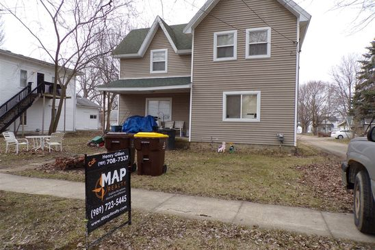 3 bed 1 bath Single Family at 213 N MAIN ST BANCROFT, MI, 48414 is for sale at 95k - google static map