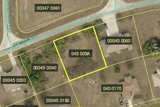 null bed null bath Vacant Land at 5225 -5527 Benton St Lehigh Acres, FL, 33971 is for sale at 20k - google static map