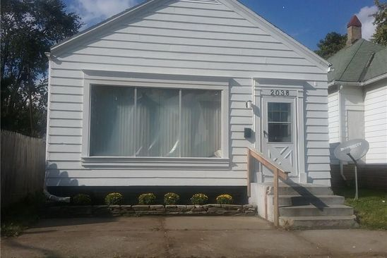 2 bed 1 bath Single Family at 2038 BROADWAY ST TOLEDO, OH, 43609 is for sale at 20k - google static map