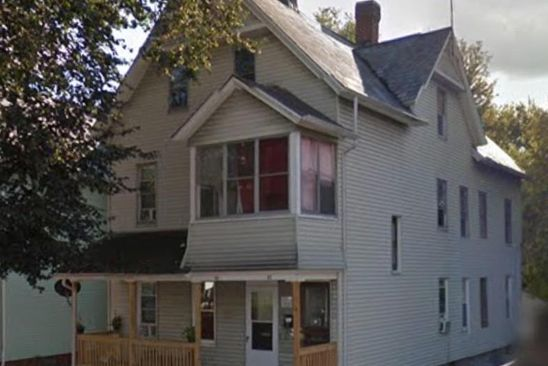 8 bed 3 bath Multi Family at 40-42 Vinton St Springfield, MA, 01104 is for sale at 220k - google static map