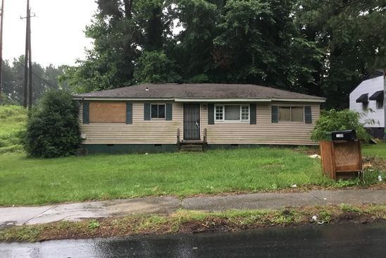 3 bed 1 bath Single Family at 3308 DELMAR LN NW ATLANTA, GA, 30331 is for sale at 75k - google static map