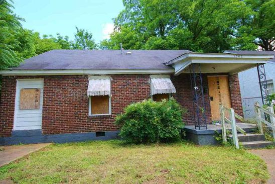 4 bed 2 bath Single Family at 1038 S WILLETT ST MEMPHIS, TN, 38114 is for sale at 15k - google static map