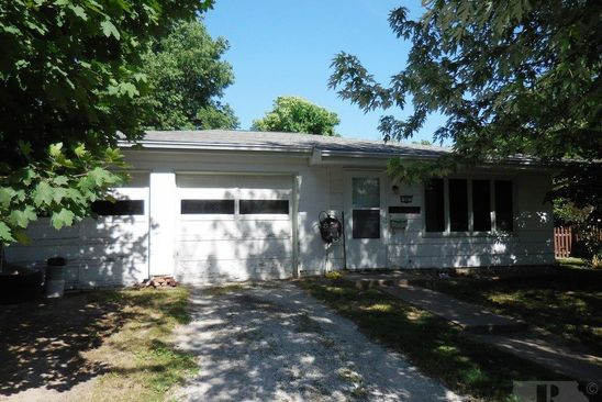 2 bed 1 bath Single Family at 60 N 9TH ST HAMILTON, IL, 62341 is for sale at 59k - google static map
