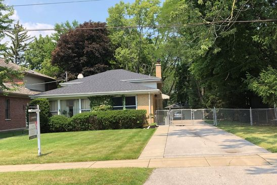 3 bed 2 bath Single Family at 2026 HARRISON ST GLENVIEW, IL, 60025 is for sale at 379k - google static map
