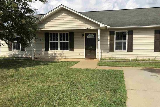 4 bed 2 bath Single Family at 418 RUDD RD PIEDMONT, SC, 29673 is for sale at 125k - google static map