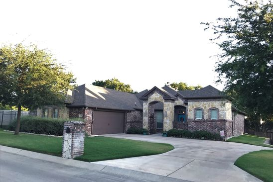 3 bed 3 bath Single Family at 1201 Saddle Trl Willow Park, TX, 76087 is for sale at 320k - google static map