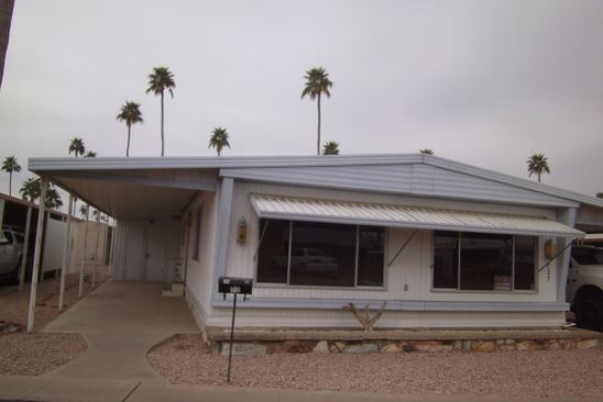 2 bed 2 bath Mobile / Manufactured at 2700 E Allred Ave Mesa, AZ, 85204 is for sale at 32k - google static map