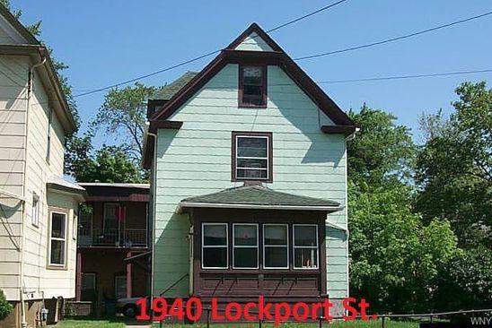 4 bed 1 bath Single Family at 1940 LOCKPORT ST NIAGARA FALLS, NY, 14305 is for sale at 109k - google static map