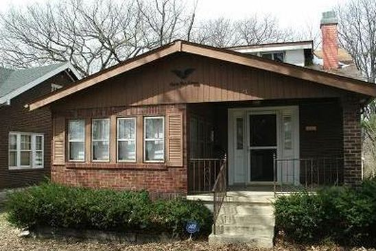 3 bed 2 bath Single Family at 8515 CLIFTON AVE SAINT LOUIS, MO, 63136 is for sale at 19k - google static map