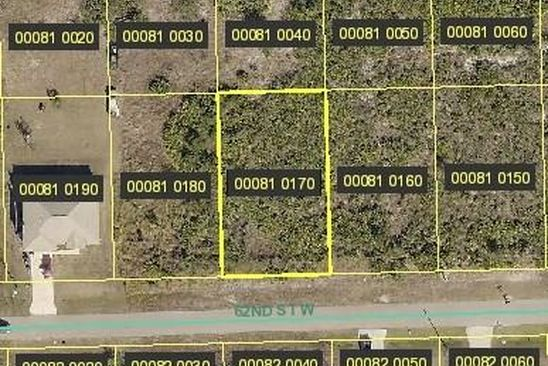null bed null bath Vacant Land at 2712 62nd St W Lehigh Acres, FL, 33971 is for sale at 5k - google static map