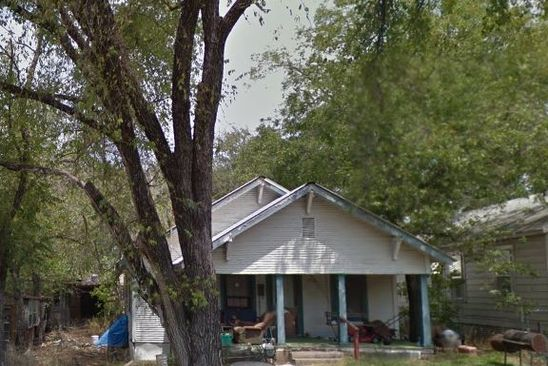4 bed 2 bath Single Family at 409 E LEON ST GATESVILLE, TX, 76528 is for sale at 30k - google static map