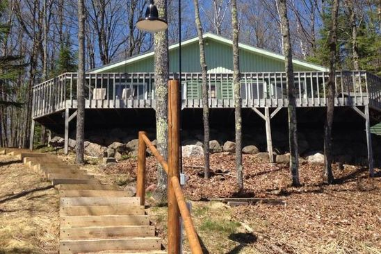 2 bed 1 bath Single Family at 8136 Ridge Rd Presque Isle, WI, 54557 is for sale at 279k - google static map