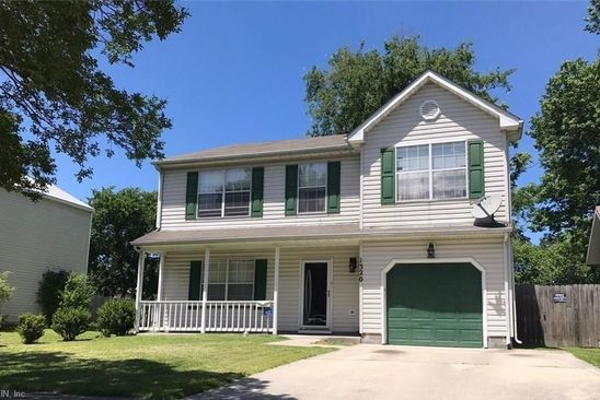4 bed 3 bath Single Family at 1320 W 39TH ST NORFOLK, VA, 23508 is for sale at 225k - google static map