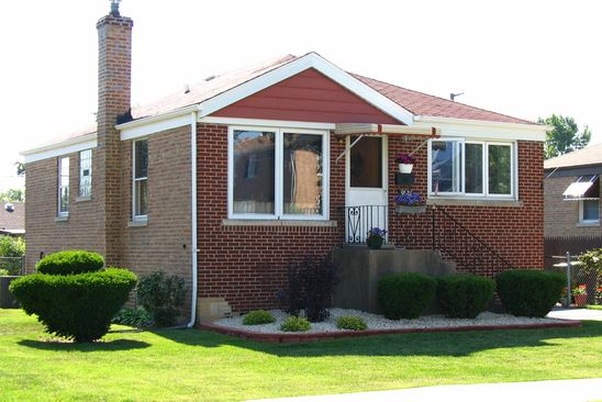 2 bed 2 bath Single Family at 9621 KILPATRICK AVE OAK LAWN, IL, 60453 is for sale at 173k - google static map