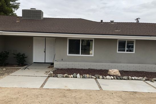 3 bed 2 bath Single Family at 7545 CARDILLO TRL YUCCA VALLEY, CA, 92284 is for sale at 275k - google static map