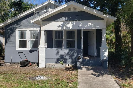 2 bed 1 bath Single Family at 2565 ORION ST JACKSONVILLE, FL, 32204 is for sale at 42k - google static map