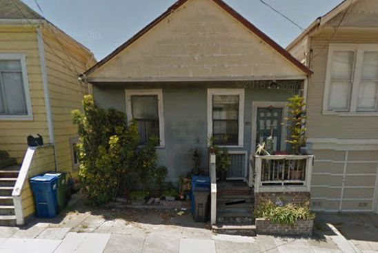 1 bed 1 bath Single Family at 126 Crocker Ave Daly City, CA, 94014 is for sale at 750k - google static map
