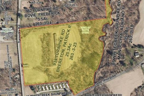 0 bed null bath Vacant Land at 934 Turnpike Rd Cambridge, NY, 12816 is for sale at 179k - google static map