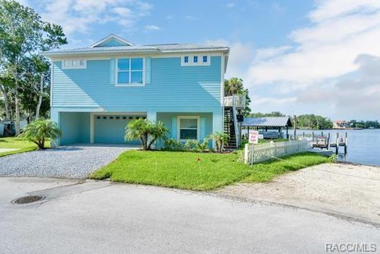 3 bed 2 bath Single Family at 4469 S CAPECOVE LOOP HOMOSASSA, FL, 34448 is for sale at 469k - google static map