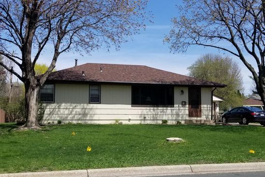 3 bed 1 bath Single Family at 711 68th Ave NE Fridley, MN, 55432 is for sale at 218k - google static map