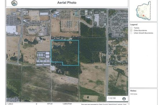 4 bed null bath Vacant Land at 6103 NE 152nd Ave Vancouver, WA, 98682 is for sale at 6.90m - google static map