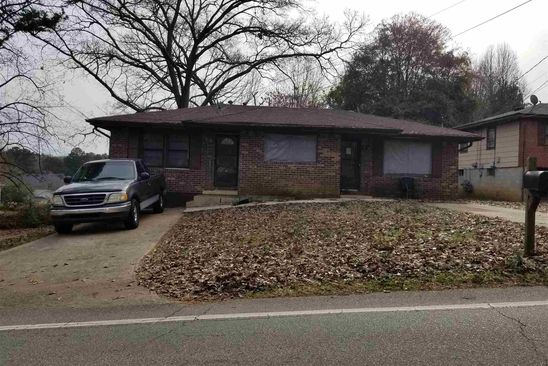1 bed 3 bath Single Family at 1327 WATTS RD FOREST PARK, GA, 30297 is for sale at 99k - google static map