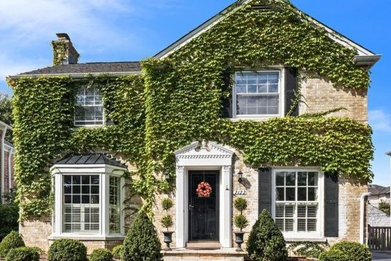 3 bed 3 bath Single Family at 2122 GREENWOOD AVE WILMETTE, IL, 60091 is for sale at 679k - google static map