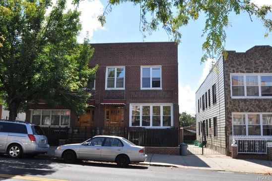 0 bed null bath Multi Family at 1528 E 172nd St Bronx, NY, 10472 is for sale at 759k - google static map