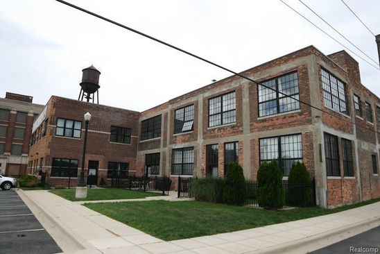 2 bed 1 bath Condo at 5766 Trumbull St Detroit, MI, 48208 is for sale at 350k - google static map
