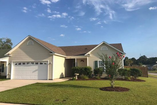 3 bed 2 bath Single Family at 1419 PARKLAND WAY LELAND, NC, 28451 is for sale at 180k - google static map