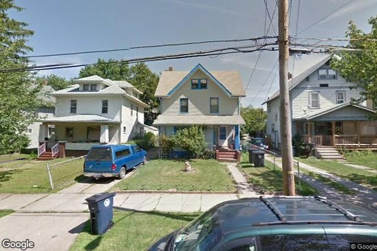 4 bed 2 bath Multi Family at 175 E Mapledale Ave Akron, OH, 44301 is for sale at 30k - google static map