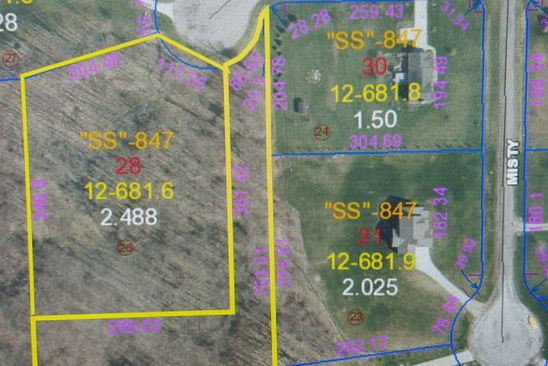null bed null bath Vacant Land at 12899 Elizabeth Trl Rittman, OH, 44270 is for sale at 69k - google static map