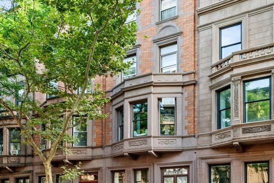 10 bed 10 bath Townhouse at 33 W 89th St New York, NY, 10024 is for sale at 6.60m - google static map